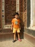 At Purana Qila (Old Fort)