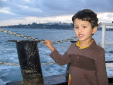 Rahil in Istanbul