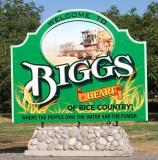 Biggs, California (Courtesy Pete Carr, City Administrator)