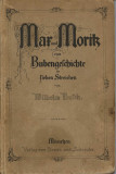 Williams's copy of Max and Moritz