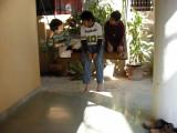 Swinging with Anand and Antara