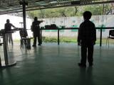 Shooting range at Siri Fort.