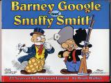 Barney Google and Snuffy Smith (1994) (inscribed with small original drawing of Snuffy Smith)