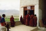 Shopping in Ladakh, India (1994)