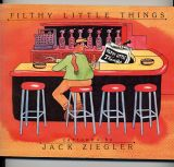 Filthy Little Things (1981) (inscribed with original drawing)
