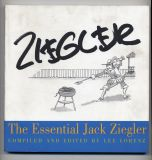 The Essential Jack Ziegler (2000) (inscribed)