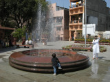 Fountain at Jallian Wala Bagh