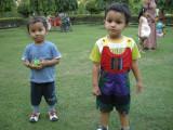 Krishna and Rahil