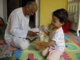 Rahil's Second Birthday