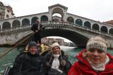 Med venner i Venezia