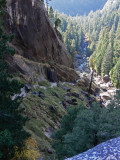 Merced Canyon and Mist Trail