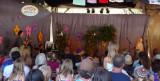 Joe Craven watches daughter perform