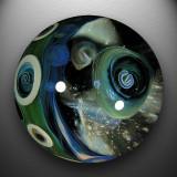 Artist: Roy 'Gremlin' Hicks  Size: 1.70  Type: Lampworked Boro