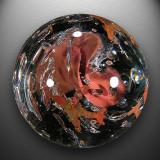 Artist: Rich Shelby  Size: 1.86  Type: Lampworked Boro