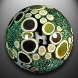 Artist: Josh Hamra  Size: 1.05  Type: Lampworked Boro