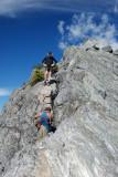 Crown Mountain summit