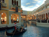 Grand Canal Shoppes at the Venetian Hotel
