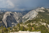 View from Half Dome