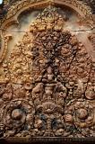 Indra on a three-headed Airavata