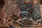 Shiva and Uma