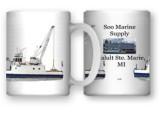 Soo Marine Supply vessel Ojibway