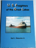 US Freighters of the Great Lakes