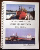 Great Lake Salties Where Are They Know 1994-2005+