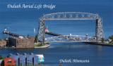 Duluth Aerial Lift Bridge daylight
