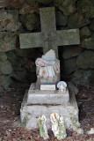 Korčula - shrine near Zrnovo