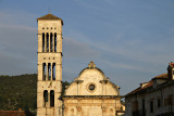 Hvar town - St Stephen's Cathedral