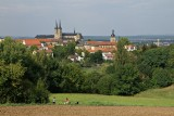 Bamberg - view of Michaelsberg Monastery