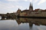 Regensburg - River Danube