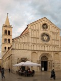 Zadar - Cathedral of St Anastasia