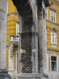 Pula - Arch of the Sergians