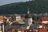 Dubrovnik - Cathedral and Lokrum island
