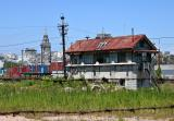 Montevideo - near the old train station
