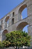 Kavala - aqueduct