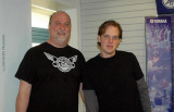 with Joe Bonamassa