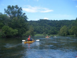 Kathy's New River Kayaking Pictures