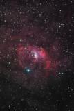 Bubble Nebula, NGC 7635