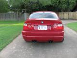 2006 Dinan M3 rear