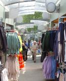 Browsing round the new market