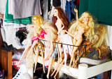 Common Market Barbie gaggle
