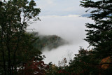 Fog Rolling Out
