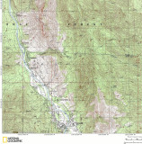 MAPS: Cannell Meadow Trail
