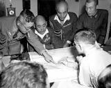 Japs surrendering Truk
