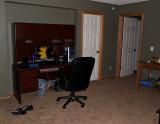 My New Desk in the Loft