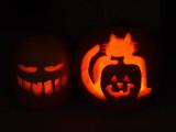 Sleazy Sam n Cat Pumpkins .jpg