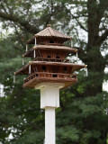 Nice Cedar Bird House