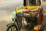 Fruit stall by the roadside